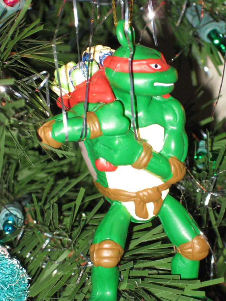Ninja turtles doing christmas stuff the surfing pizza merry christmas to me theyre a team at 32 a pop im sure ive overpaid those damn emporium prices theyre charging you hidden fees for their sciox Image collections
