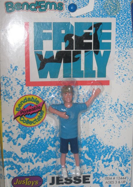 Free Willy Toys 42