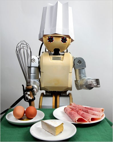 Cooking-Robot